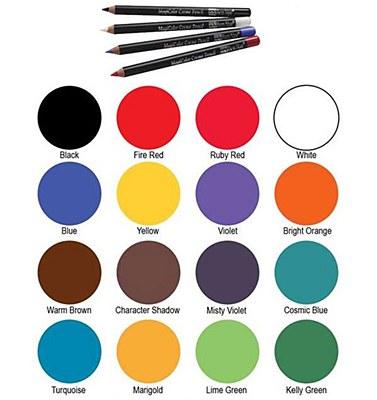 Ben Nye Magicolor Creme Pencil - Black