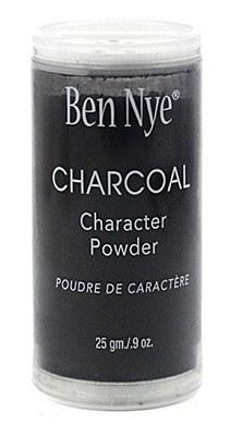 Ben Nye Charcoal Character Powder 1oz