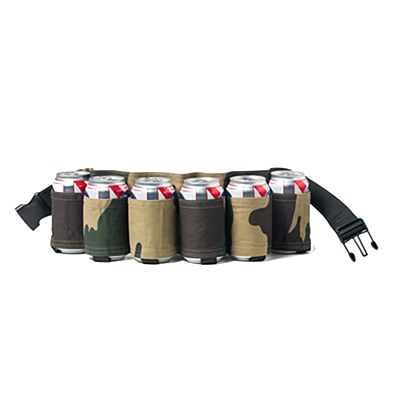 Six Pack Beer Belt