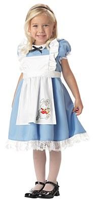 Alice in Wonderland Alice Toddler Costume