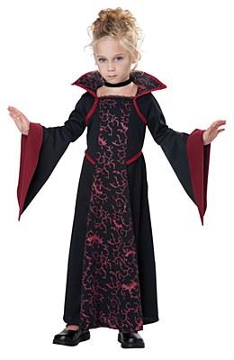 Royal Vampire Child Toddler Costume