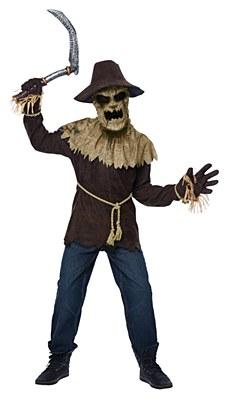 Wicked Scarecrow Child Costume
