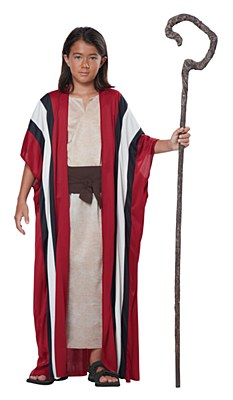 Moses Shepard Child Costume