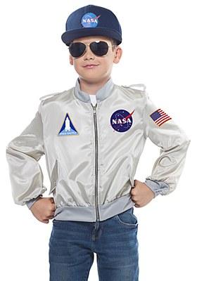 NASA Astronaut Child Flight Jacket