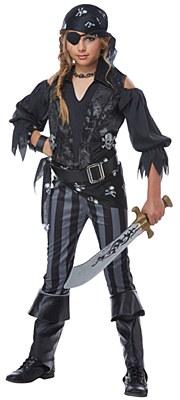 Rebel Pirate Child Costume