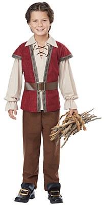 Renaissance Boy Gaston Child Costume