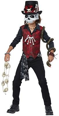 Voodoo Hex Child Costume