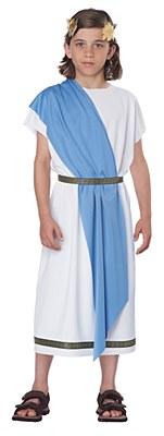 Basic Toga Unisex Child Costume