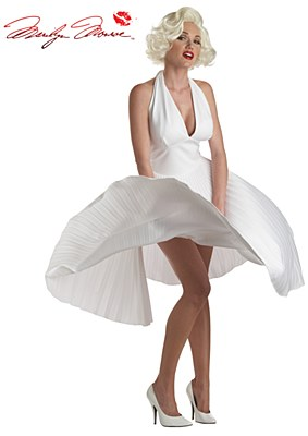 Marilyn Deluxe Adult Costume