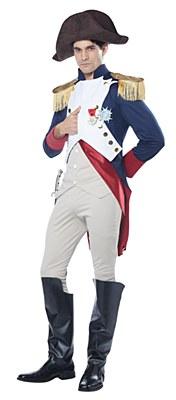 Napoleon Bonaparte French Emperor Adult Costume