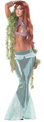 Mesmerizing Mermaid Adult Costume