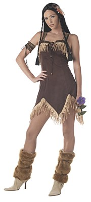 Sexy Indian Princess Adult Costume