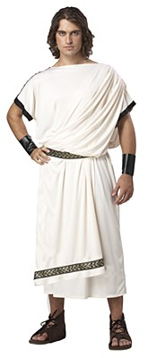 Classic Deluxe Toga Adult Costume