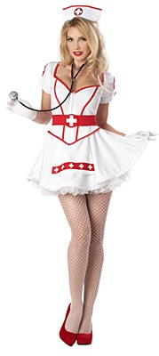 Nurse Heart Breaker Adult Costume