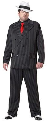 Gangster Mob Boss Adult Costume
