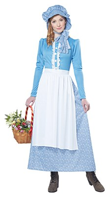 Pioneer Woman Deluxe Adult Costume