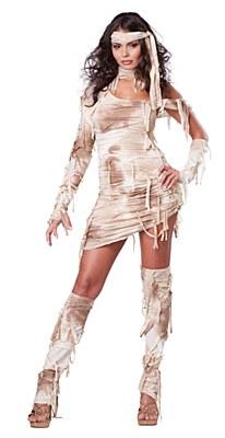 Mystical Mummy Adult Costume