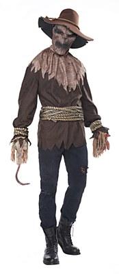 Killer In The Cornfield Scarecrow Adult Costume