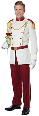 Royal Storybook Prince Charming Adult Costume