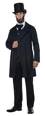 Abraham Lincoln / Frederick Douglass Adult Costume