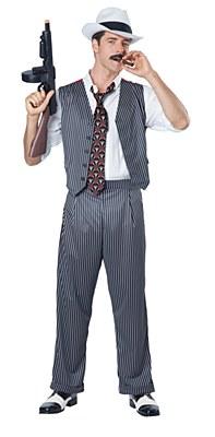 Gangster Mobster Adult Costume