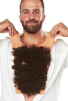 Macho Chest Hair