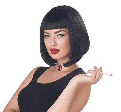 90's Pulp Film Icon Wig