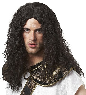 Barbarian Man Wig