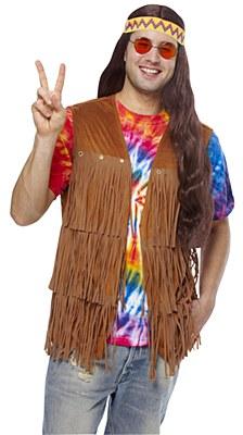 Hippie Man Fringe Vest