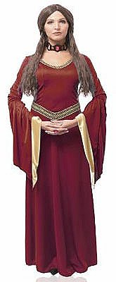 Red Witch Adult Costume