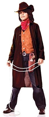Gun Slinger Child Costume
