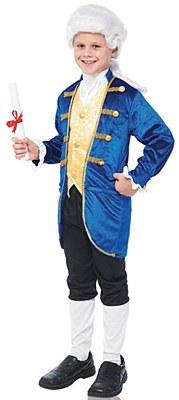 Aristocrat Child Costume
