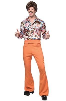 70's Dude Adult Costume