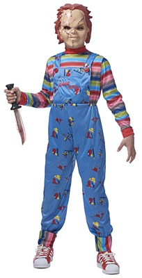 Chucky Deluxe Child Costume