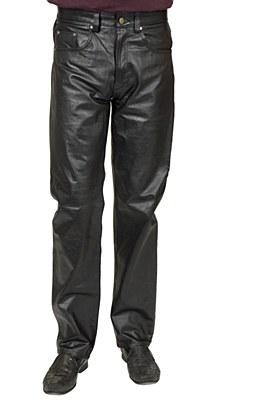 Leather Men's Pants