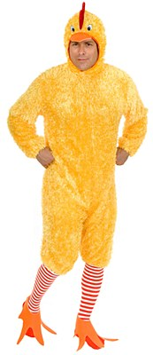 Funky Chicken Adult Costume