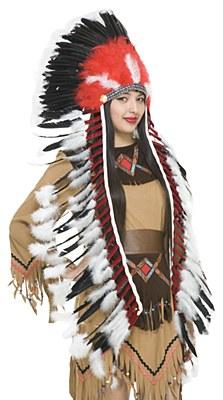Premium Indian Feather Headdress
