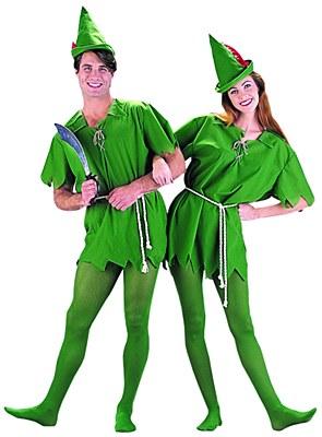 Peter Pan Adult Costume