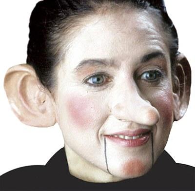 Woochie Nose Pinocchio Latex FX