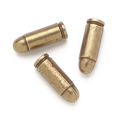 Ammo 45 Cal. Replica Bullets