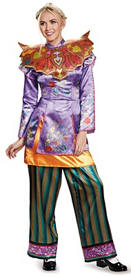 Through The Looking Glass Alice Adult Costume