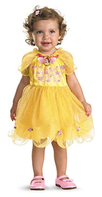 Disney Belle Infant Costume