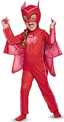 PJ Masks Owlette Toddler Costume