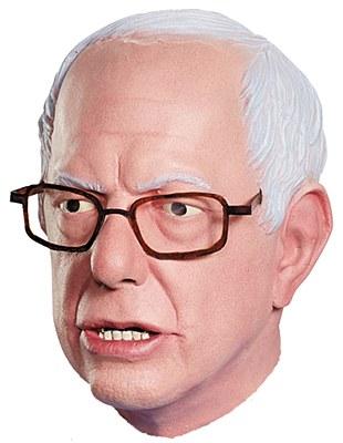 Bernie Sanders Deluxe Mask