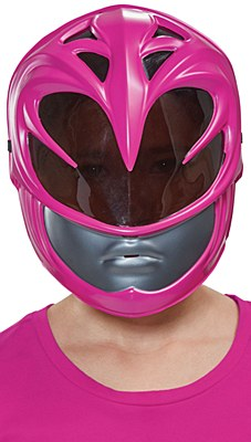 Power Rangers Pink Ranger Mask