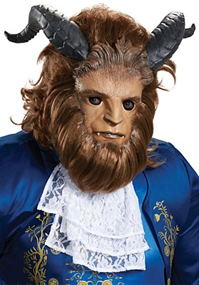 Disney Beast Deluxe Adult Mask