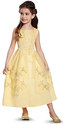 Disney Beauty And The Beast Belle Child Costume