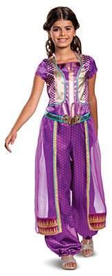 Disney Aladdin Jasmine Teal Classic Child Costume