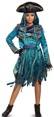 Descendants 2 Uma Deluxe Child Costume