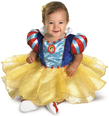 Disney Snow White Sparkle Infant Costume
